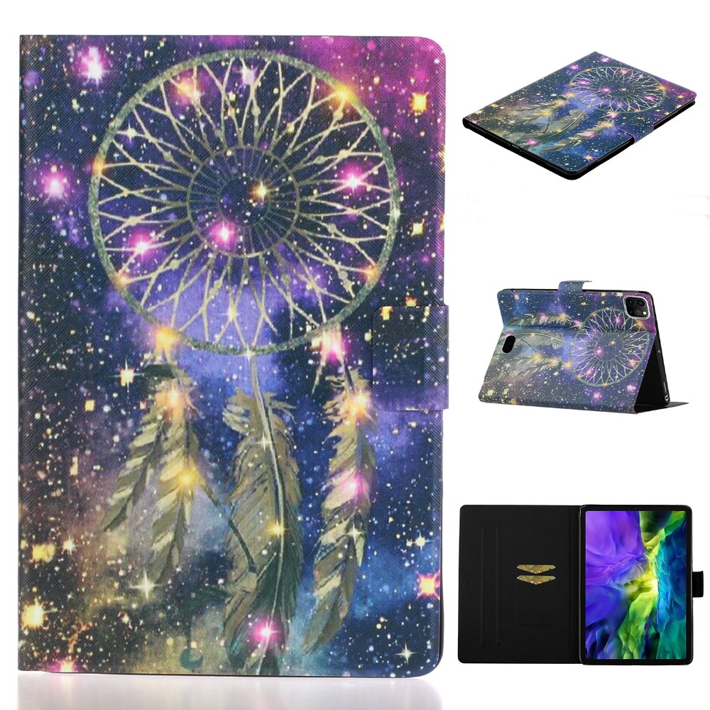 Folio iPad PU For Case inch iPad Cheap Leather for Painted Smart Case 2020 Pro Pro 11