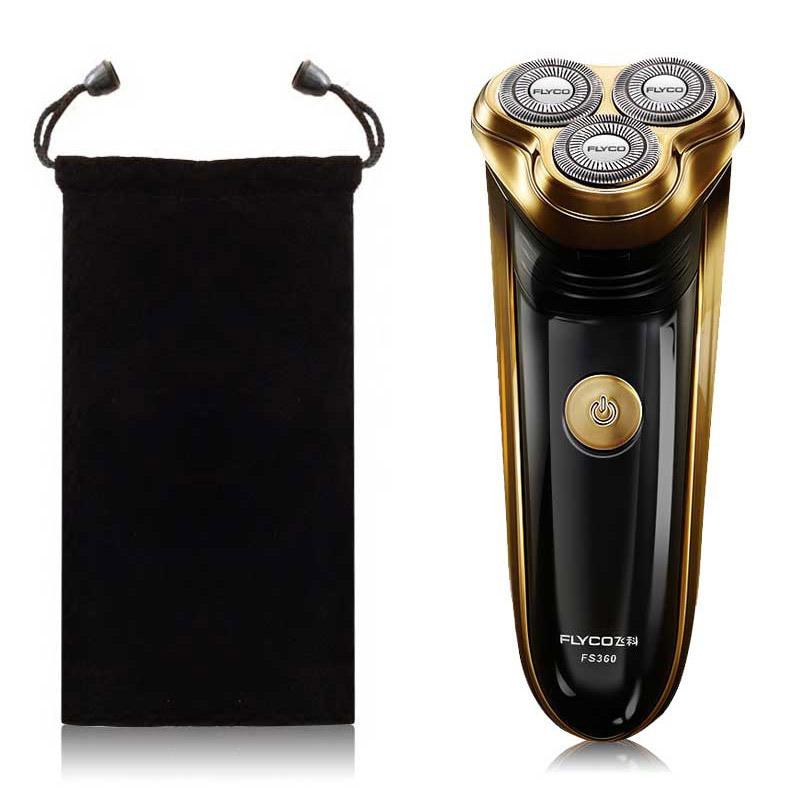 Бритва Fs360 + тканевый мешок + кусачки для ногтей + лезвия комбинированный выбор
