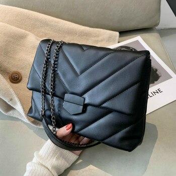 Ladies Large Capacity Shoulder-Bags