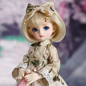 Image 2 - Mien bjd yosd boneca 1/6 modelo de corpo do bebê meninas meninos brinquedos de alta qualidade loja figuras resina