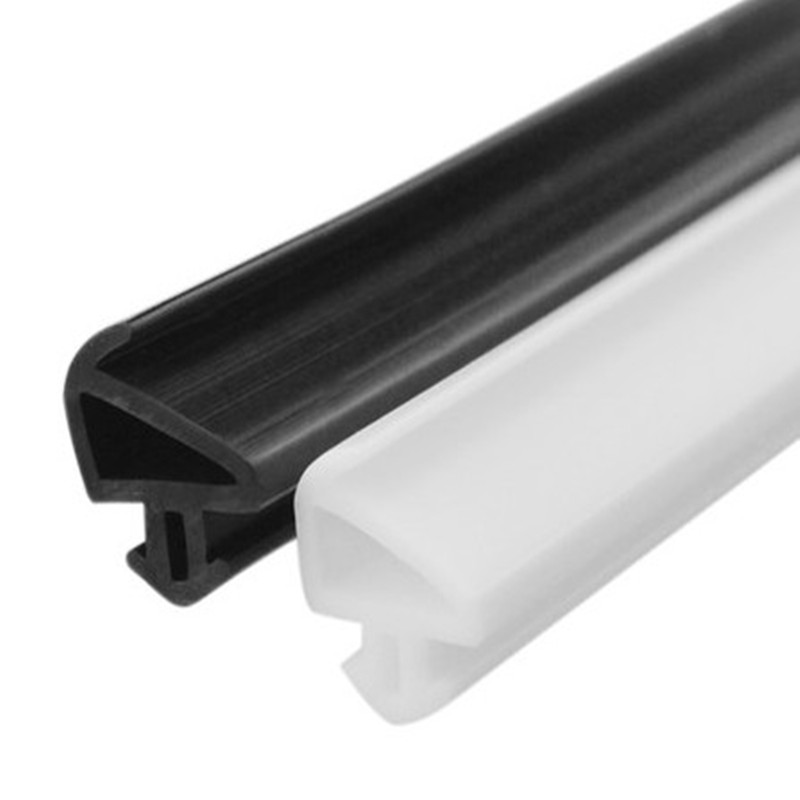 10M Rubber Door Seal Strip Window Seal Burlete Insulation Windproof Waterproof EPDM Rubber Strip Window Seals