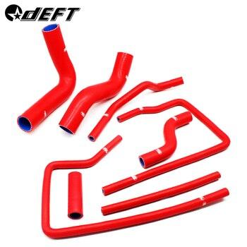 DEFT Silicone Radiator hose kit for 1996-2000 Subaru Impreza WRX STI GC8 GF8 EJ20 GT Ver 3-6 GC/GF 2.0L MK3/4/5/6 96 97 98 99 00