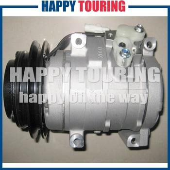 10S17C A/C compressor for Mitsubishi Shogun Pajero MR500876 MR500877 MR568289 MR398533 447170-6643 447170-6640 447170-7850