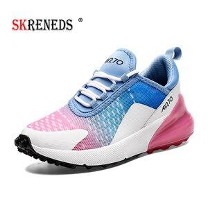 Image 1 - Skrevds احذية الجري الرياضة في الهواء الطلق أحذية رياضية مريحة للتنفس للنساء عالية الجودة زوجين أحذية رياضية