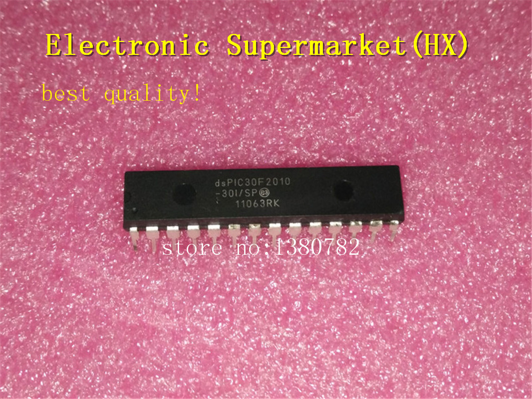 Free Shipping 10pcs/lots DSPIC30F2010-30I/SP DSPIC30F2010 DIP-28  New Original  IC In Stock!