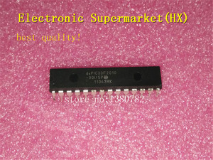 Image 1 - Free Shipping 10pcs/lots DSPIC30F2010 30I/SP DSPIC30F2010 DIP 28  New original  IC In stock!