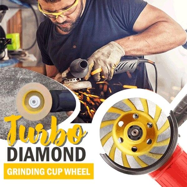 Durable Diamond Segment Bowl Grinding Wheel Disc Bowl Shape Grinding Cup Concrete Marble Granite Stone Ceramics Tools Dropship