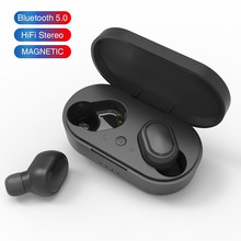 M1 Bluetooth Headsets VS Redmi Airdots Wireless Earbuds 5.0 TWS Earphone Noise Cancelling Mic for iPhone Xiaomi Huawei Samsung(China)
