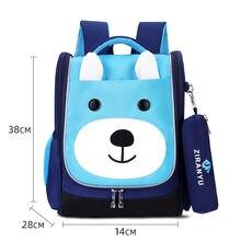School bags boys girls children backpacks primary school backpack