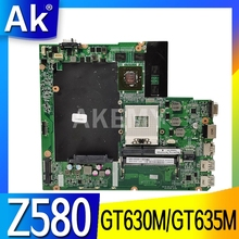 Mainboard HM76 Lenovo Z580 Laptop for Hm76/Usb3.0/Dalz3amb8e0 GT630M/GT635M Test-Work