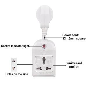 Image 3 - Universelle buchse Power Streifen EU UK AU stecker mit Schalter control Verlängerung Kabel Adapter Kabel Umwandlung Für Geräte