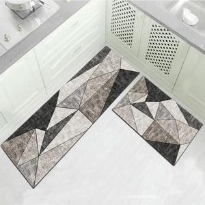 Anti-slip Kitchen Mat Modern Bath Carpet Entrance Doormat Tapete Absorbent Rugs for Bedroom Prayer Pad(China)