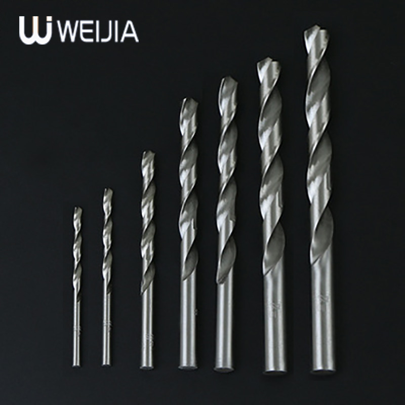 Lowest Price Wood Drill Bits 1.0mm To 7.0mm HSS-CO Cobalt Various Sizes Metal Plastic Twist Professional Drill Bit Home DIY