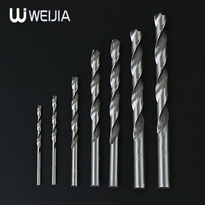 Metal Plastic Wood 5 x 3mm Professional Drill Bits HSS-Co Cobalt