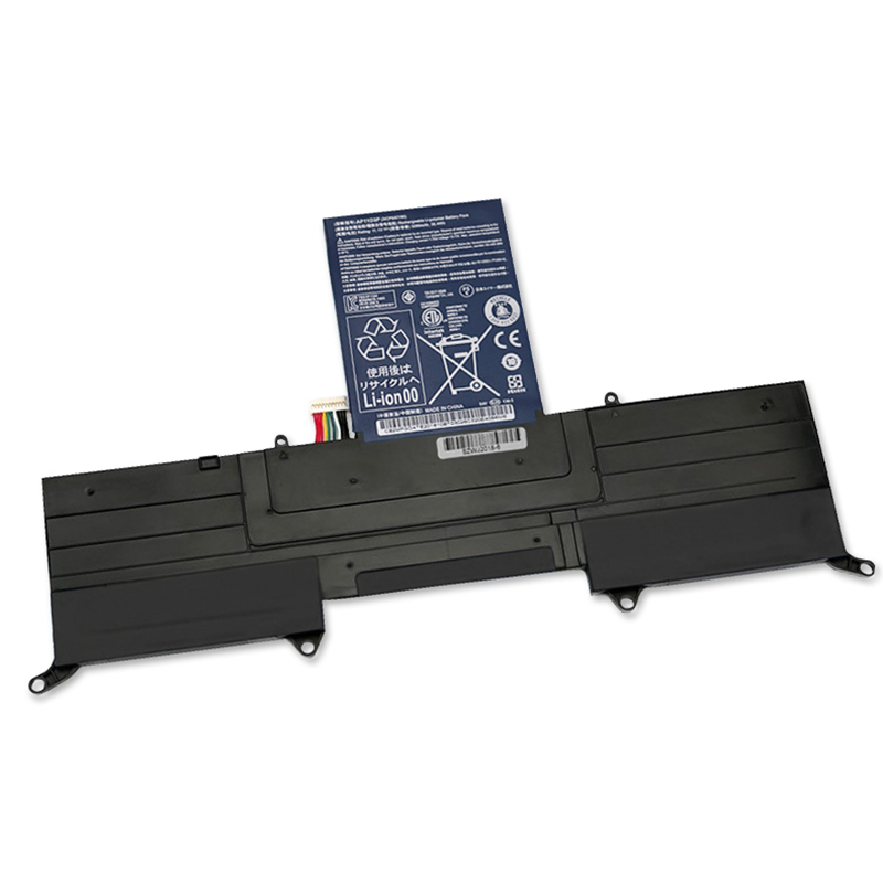 <font><b>AP11D3F</b></font> 3280mAh Laptop Battery For Acer Aspire S3 S3-391 S3-391-6407 S3-951-6646 <font><b>AP11D3F</b></font> AP11D4F MS2346 image