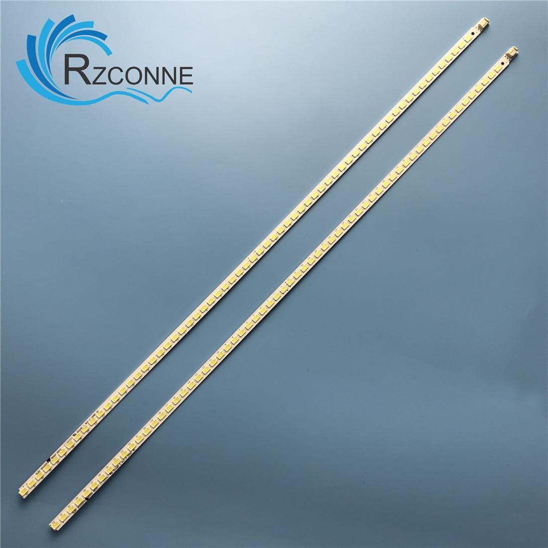 """LED Backlight Strip 64 Lamp For Sharp 40"""" LCD TV Gt0358-1 2 3 4 Sled 2012ssp40b 2012ssp40a E5500 Rev0 40pfl5507h 40PFL5527K/12"""