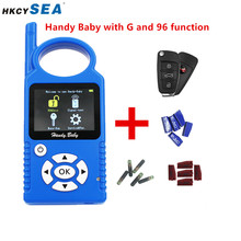 JMD Handy Baby ручные автомобильные пульты копир авто ключ программист V9.0.5 для 4D/46/48/G/KING/Красный Чип + Супер удаленный G/96 функция