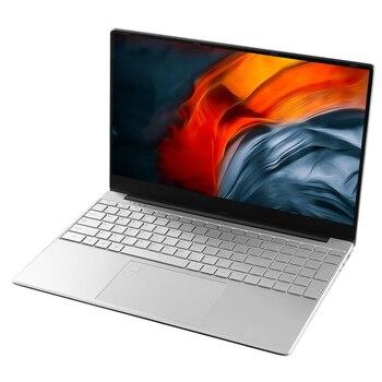 Factory direct brand Laptop Intel Celeron J4125 15.6 inch Windows 10 Pro 1920*1080 Laptop 12GB RAM 128GB/256GB/512GB/1TB Laptops 1