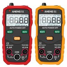 ANENG LCD Backlight Digital Multimeter AC/DC Voltage/Current/NCV Tester Household Automatic/Manual Electric Measurement Tools