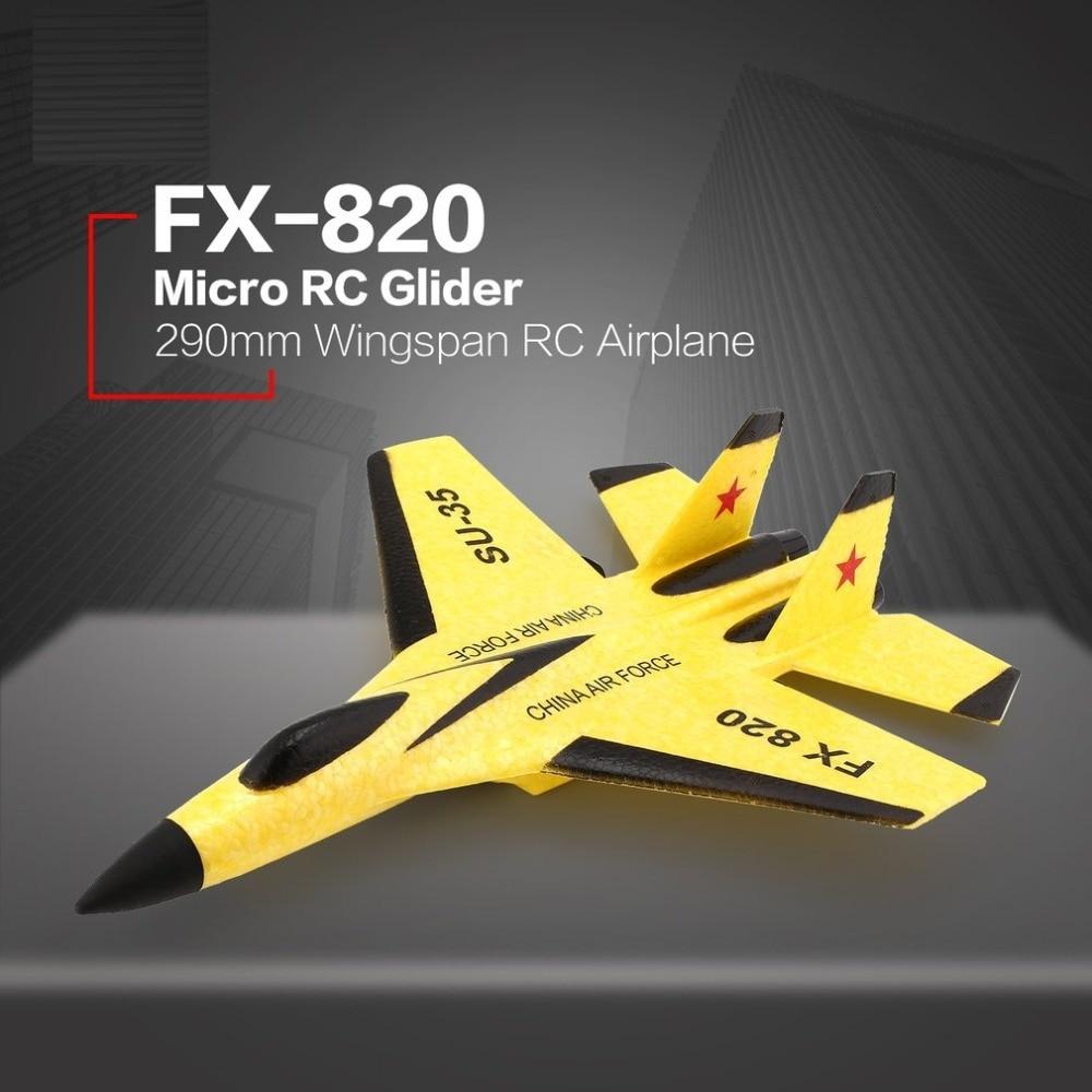 RC avions télécommandés avions volant modèle mousse planeur EPP jouet bulle résistant aux chutes artisanat extérieur RTF queue poussoir Flyer 1