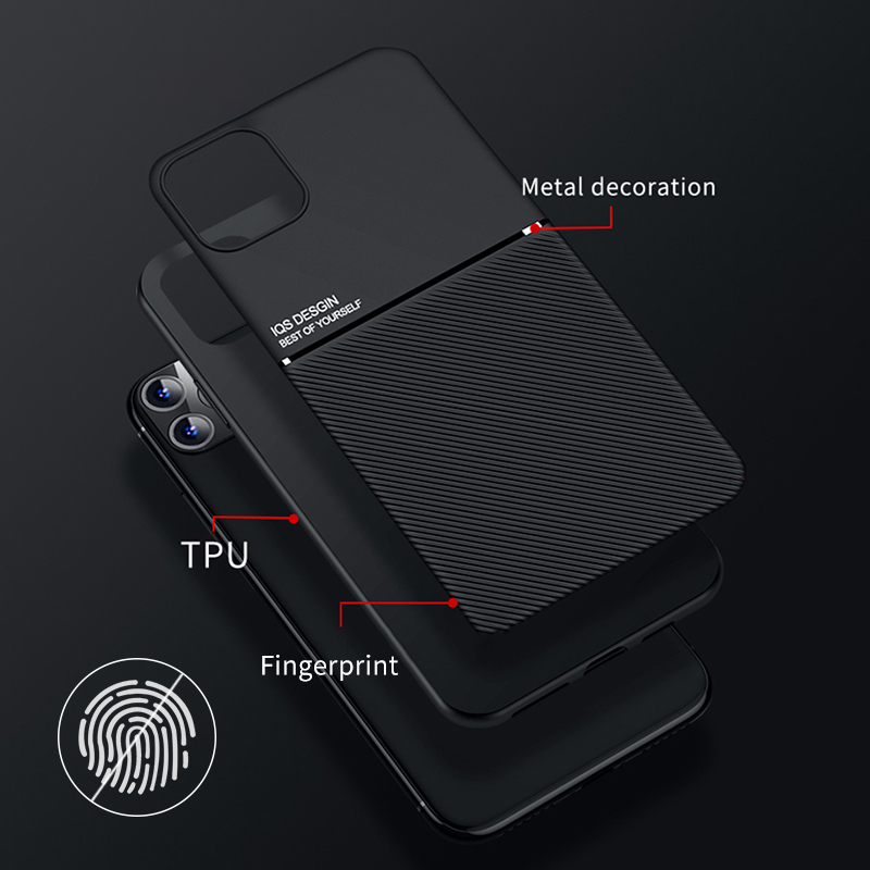 iPhone 12 Pro Max Case IQS design