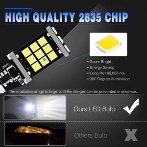 Image 4 - 2x T16 T15 W16W Bóng Đèn LED 2835 SMD 921 912 Xe Ô Tô Hỗ Đèn Cho Xe Hyundai Santa Fe Ix35 Ix20 ix55 Ma Trận Tucson Veloster