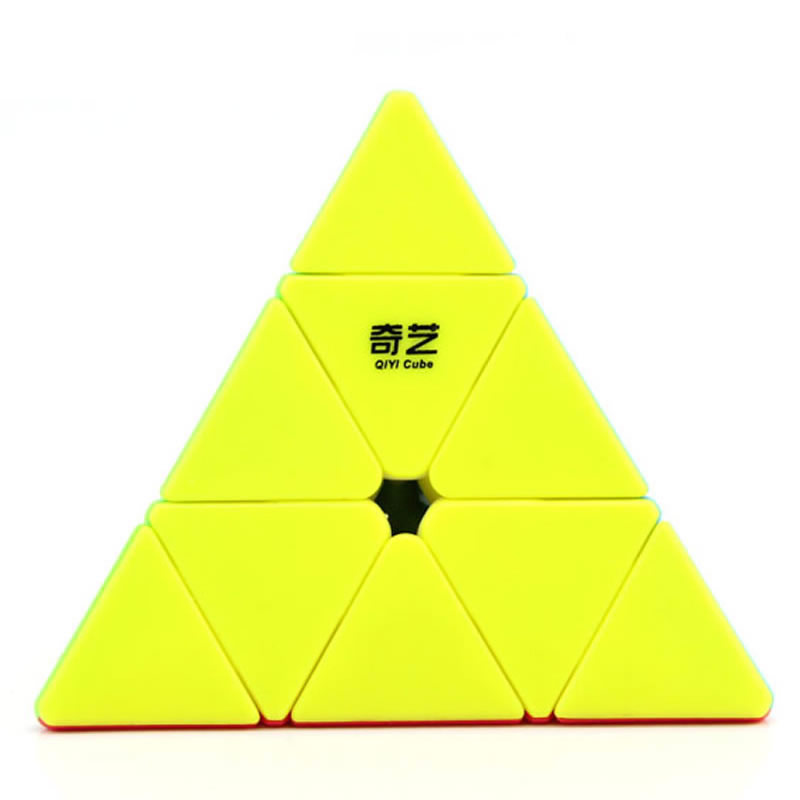 Original High Quality QiYi QiMing Pyraminxeds Magic Cube Puzzle Pyramid Speed  Christmas Gift Ideas Kids Toys For Children