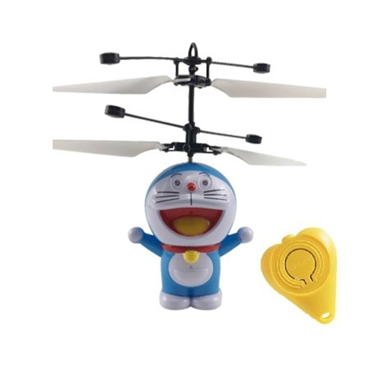 Mini Drone Halolo volant induction quadrirotor RC Drone Mini capteur infrarouge hélicoptère avion RC jouet Drone meilleur cadeau jouet 6