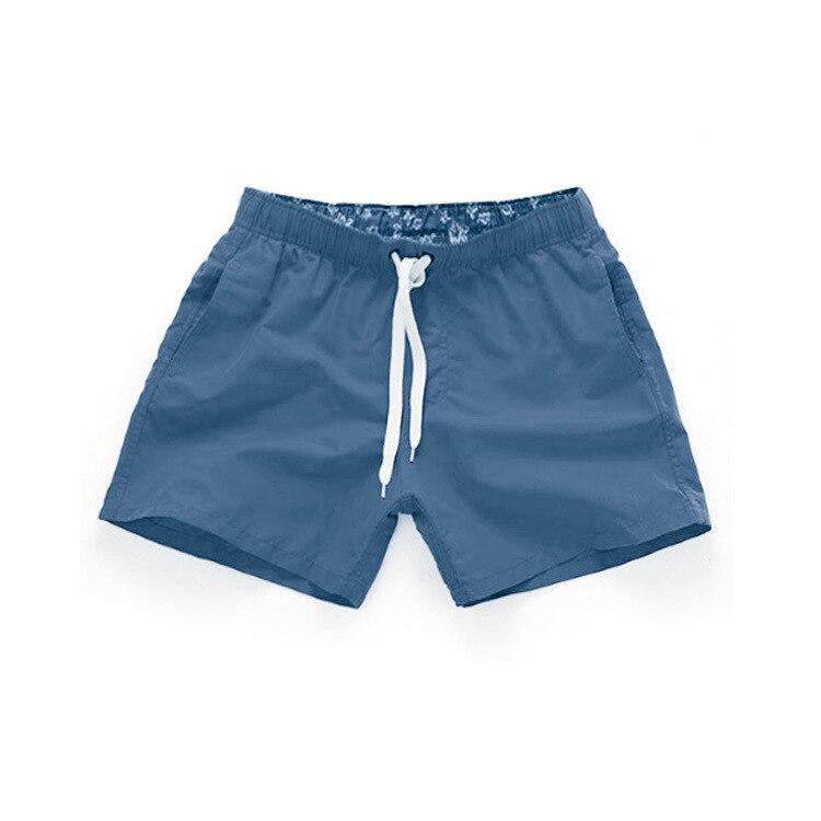 Brand Pocket Quick Dry Swimming Shorts For Men Swimwear Man Swimsuit Swim Trunks Summer Bathing Beach Wear Surf Boxer Brie 4