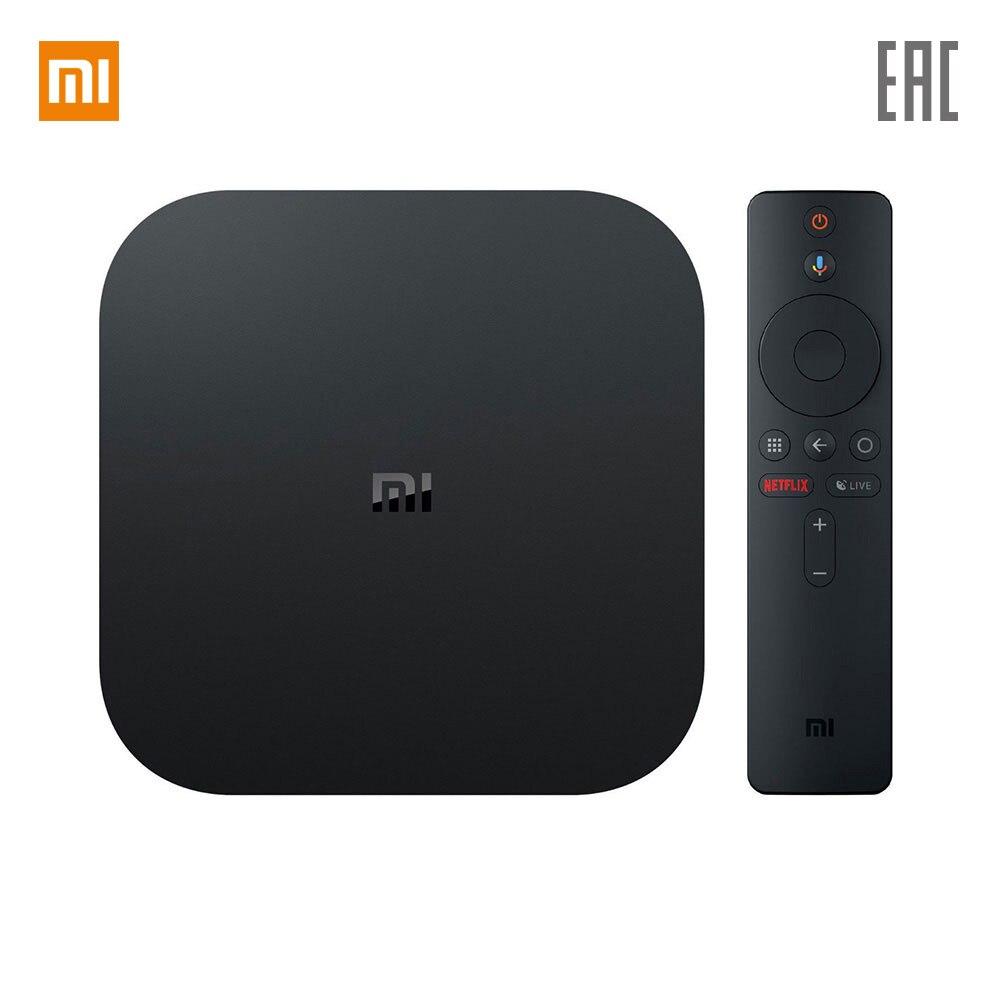 Set Top Box Xiaomi PFJ4086EU Consumer Electronics Home Audio Video TV Receivers smart android digital недорго, оригинальная цена