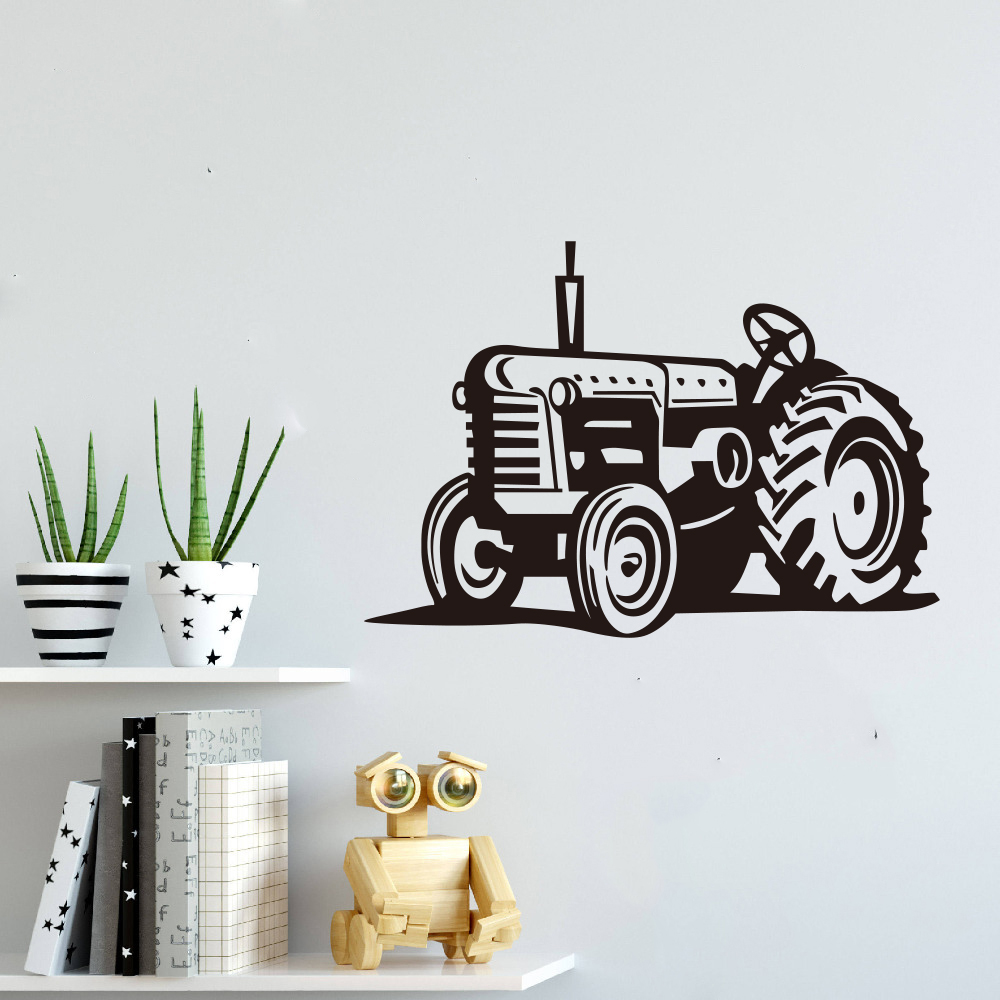 tractor decor home