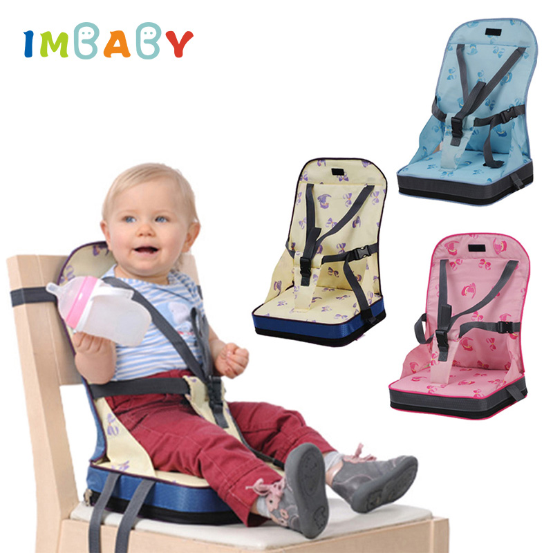 Imbaby Baby Dining Chair With Bag