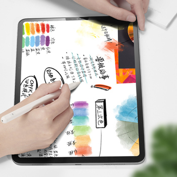 Paper Screen Protector Film Matte PET Painting Write For iPad 2018 9.7 Air 2 1 10.5 2020 10.9 12.9 Pro 11 10.2 7th Generation - discount item  30% OFF Tablet Accessories