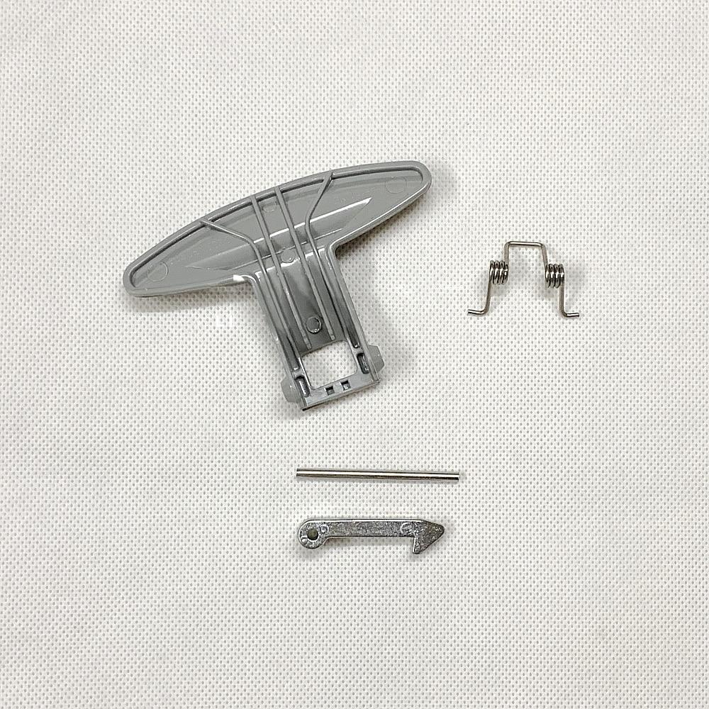4pcs/kit For LG Washer Door Handle Switch Door Buckle WD-T80105 T12235D N80090U Washing Machine Spare Parts Original