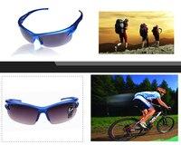 Polarisierte Outdoor Sports Fahrrad Reiten Sonnenbrillen PC Explosion-proof reise Sonnenbrille 25g Anti-Uv Radfahren Brille Brillen