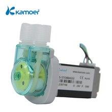 Kamoer KFS Micro Peristaltic Dosing Pump 24V With Stepper Motor For Hotsale  Electric Aquarium