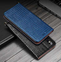 Lizard Pattern Genuine Leather Case For iphone X XS MAX 7 8 Plus XR Card Holder Case For galaxy S10 Plus note9 cases,CKHB-PT