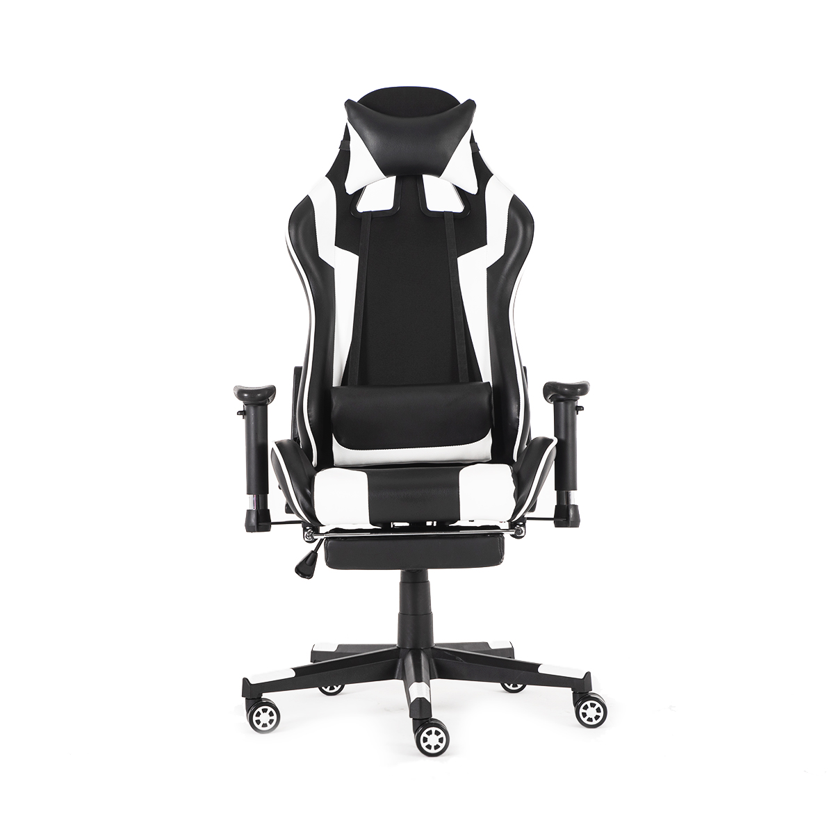 180° Lying Gaming Chair Electrified Internet Cafe Armchair High Back Computer Office Furniture Executive Desk Chairs Recliner