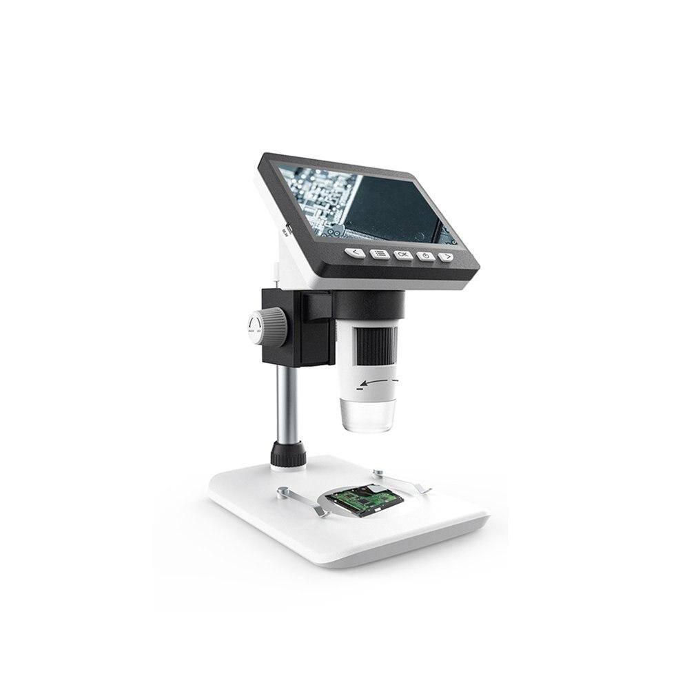 307 1000x Digital Microscope Electron Microscope Hd Mobile Phone Repair Microscope Ultra Clear Screen Microscope