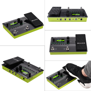 Image 3 - MOOER GE150 guitar pedal Amp Modelling & Multi Effects Pedal 55 Amplifier Models guitar pedal guitar accessories MOOER pedal