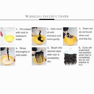 Image 4 - Kręcone Bob peruki koronki przodu włosów ludzkich peruk dla kobiet z naturalną linią włosów Glueless oskubane brazylijski Remy peruki z krótkim bobem