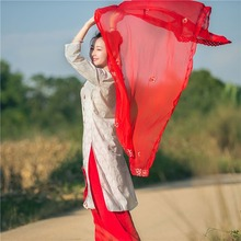 4 Colors India Nepal Ethnic Styles Woman Saree Spring Summer Scarf Beautiful Comfortable Dance Shawl