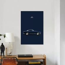 Canvas Poster Paintings Car-Prints-Pictures Wall-Artwork No-Frame Living-Room Home-Decor