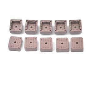 10 шт. PLCC32 32 Pin 32Pin DIP IC гнездо адаптера PLCC конвертер Лидер продаж