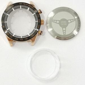 Image 5 - Piezas de reparación de espejo de cristal de zafiro, carcasa trasera de reloj, acero inoxidable, para T461/T035627A/T099407A/T044417A/T100417A