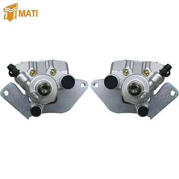 цена на Left Right Front Brake Caliper for Honda Rancher 420 TRX420 TRX 420 TRX500 TRX 500 TE TM FE FM FPE FPM FA FPA 2007-2015 with Pad