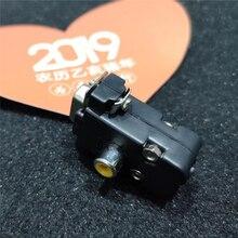 Universal Audio Eingang Adapter für Logitech Z 5500 Subwoofer Empfänger Subwoofer Adapter Upgrade Kit
