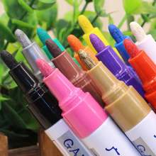 Многоцветная Водонепроницаемая маркерная ручка marke альбом