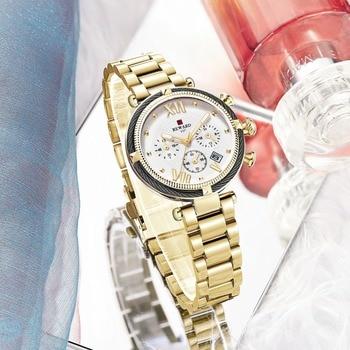 REWARD Luxury Fashion Women Watches Waterproof Casual Quartz Ladys Watch for Woman Dress Ladies Wristwatches Relogio Feminino 6