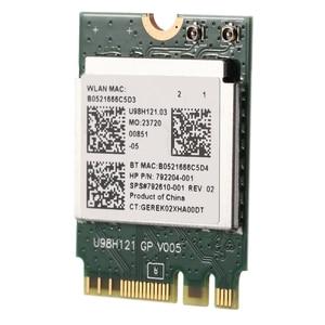 Беспроводной адаптер для Realtek RTL8723BE 802.11N, Wi-Fi Карта Bluetooth 4,0 NGFF карта SPS 843338-001 300 Мбит/с
